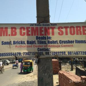 Munna Bhai Building Material And Property Consultants - Chandigarh - Building Material Supplier