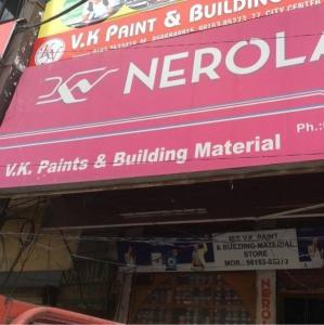 Vk paints and Building Material - Amritsar - Paint Supplier