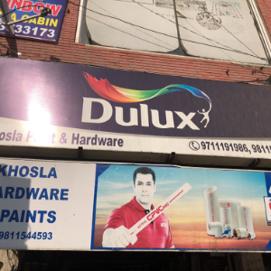 Khosla hardware and paints - New Delhi - Paint Supplier