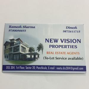 New Vision Properties - Panchkula - Property Dealer
