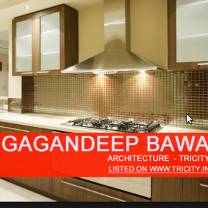 Gagandeep Bawa - Mohali - Architect
