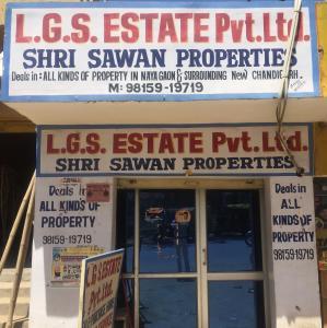 L G S Estate Pvt Ltd - Chandigarh - Property Dealer