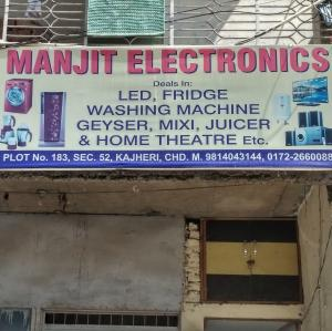 Manjit Electronics - Chandigarh - Electrical Supplier