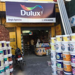 Singla Agencies - Kharar - Paint Supplier