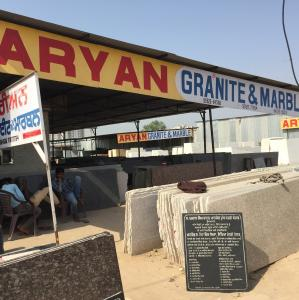 Aryan Granite And Marbles - Mohali - Marble Supplier