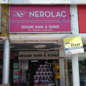 Dhani Ram And Sons - Chandigarh - Paint Supplier