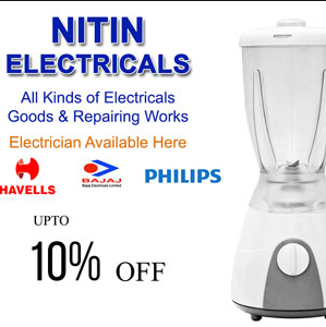 Nitin Electrical - Ajmer - Electrician