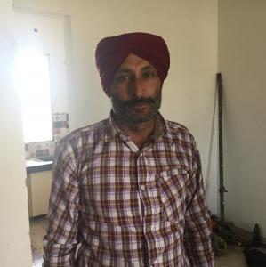 Gurdeep Singh - Kharar - Carpenter
