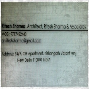 Ritesh Sharma Associates - Fatehgarh Sahib - Architect