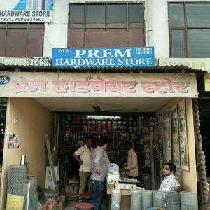 New Prem Hardware Store - Panchkula - Paint Supplier