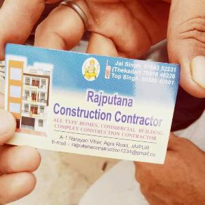 Rajputana Construction Contractor - Jaipur - Contractor