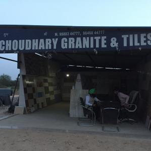 Choudhary Granite And Marble Place - Mohali - Marble Supplier