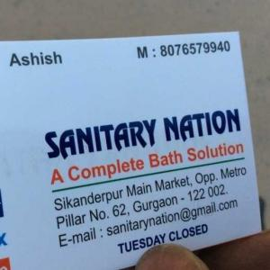 Sanitary Nation - Gurgaon - Sanitary Supplier