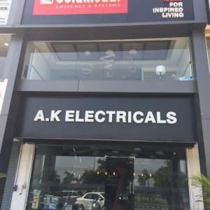 A K Electricals - Mohali - Electrical Supplier