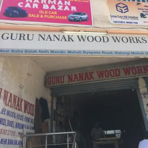 Guru Nanak Wood Works - Mohali - Carpenter