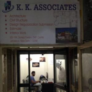 KK Associates - Delhi - Architect