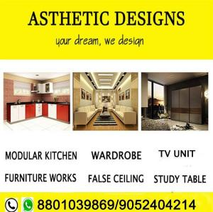 Asthetic Designs - Hyderabad - Architect