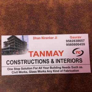 Tanmay Construction And Interiors - Delhi - Contractor