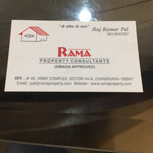 Rama Property Consultants - Chandigarh - Property Dealer
