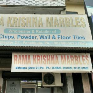 Rama Krishna Marbles - Panchkula - Marble Supplier