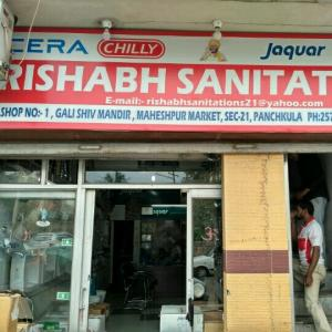 Rishabh Sanitations - Panchkula - Sanitary Supplier