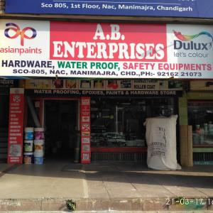 A B Enterprises - Chandigarh - Building Material Supplier