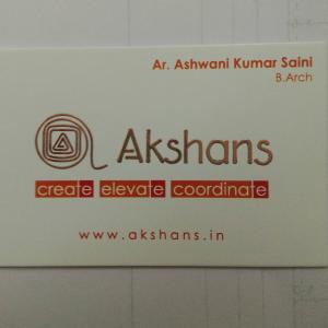 Akshans - Panchkula - Architect