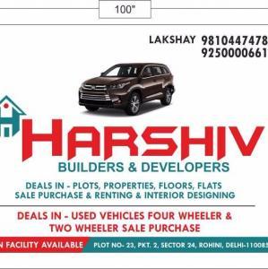 Lakshay Sharma - Delhi - Builder