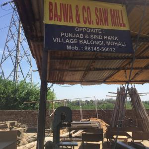 Bajwa And Co Saw Mill - Mohali - Wood Supplier