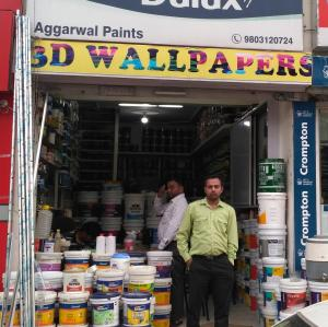 Aggarwal Paints - Panchkula - Paint Supplier