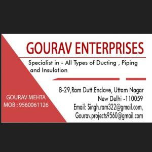 Gourav Mehta - New Delhi - Contractor