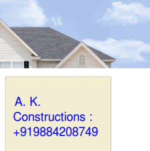 Ak construction - Sonipat - Contractor