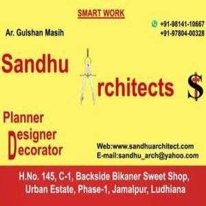 Sandhu Architects - Ludhiana - Architect