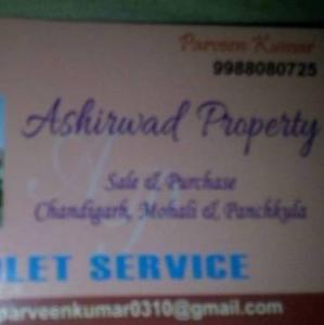Ashirwad Property - Chandigarh - Property Dealer