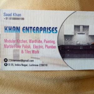Khan Enterprises - Lucknow - Contractor