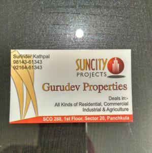 Gurudev Properties - Panchkula - Property Dealer