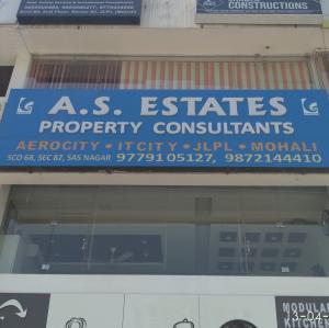A S Estates - Mohali - Property Dealer