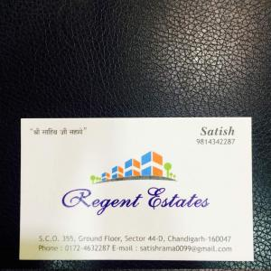 Regent Estates - Chandigarh - Property Dealer