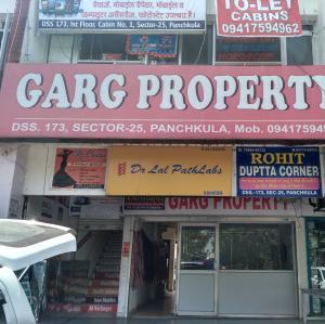 Garg Property - Panchkula - Property Dealer