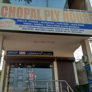Chopal Ply House - Zirakpur - Plywood Supplier