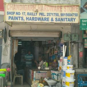 Chandigarh Hardware Store - Panchkula - Paint Supplier