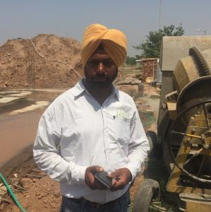 Bhupinder Singh - Fatehgarh Sahib - Contractor