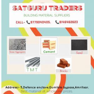 Banraj Bamba - Amritsar - Building Material Supplier