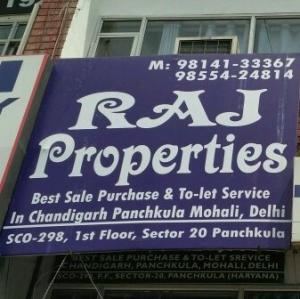 Raj Properties - Panchkula - Property Dealer