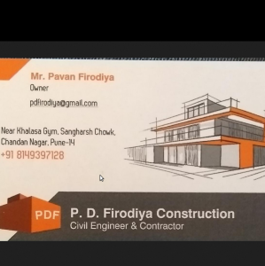 Pd Firodiya - Pune - Contractor