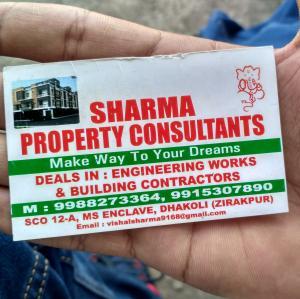 Sharma Property Consultants - Zirakpur - Contractor