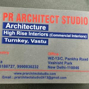 PR Architect Studio - Delhi - Architect