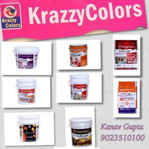 Krazzy Colors  - Mathura - Paint Supplier