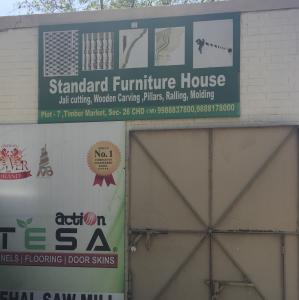 Standard Furniture House - Chandigarh - Wood Supplier