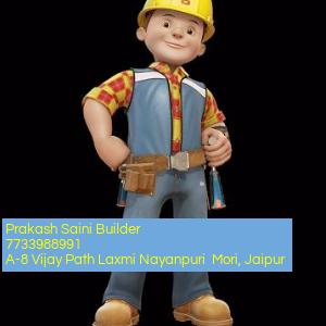 Prakash Saini - Jaipur - Builder